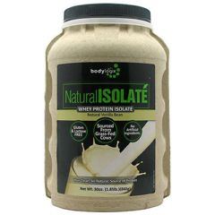 The Winning Combination Natural Isolate Whey Protein Isolate - Natural Vanilla Bean