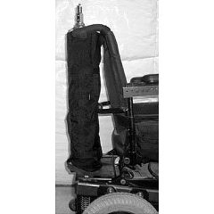 New Solutions Wheelchair O2 Tank Holder