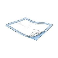 Simplicity Basic Underpads, Light Absorbency 23x24