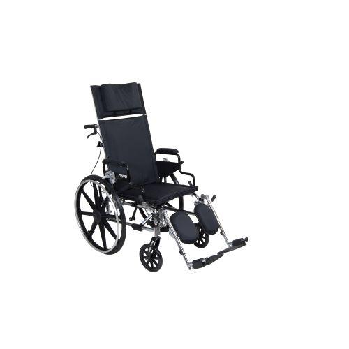 Drive Viper Plus  Full Reclining Wheelchair