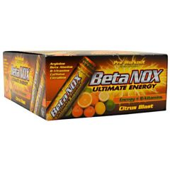 New Whey Nutrition Beta Nox - Citrus Blast