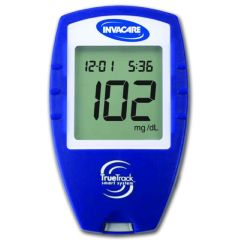 Invacare TrueTrack Smart System Blood Glucose Monitoring System