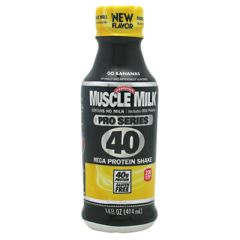 CytoSport Pro Series Muscle Milk Pro Series 40 - Go Bananas