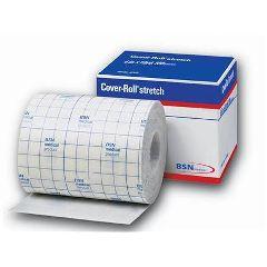 "ScripHessco Cover-Roll Stretch Tape, 4"" x 10yd, Case Of 12 rolls"