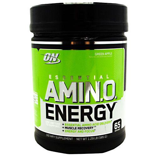 Optimum Nutrition Essential Amino Energy - Green Apple Model 827 583138 01