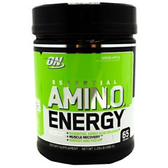 Optimum Nutrition Essential Amino Energy - Green Apple