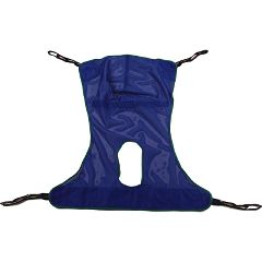 Invacare Reliant Full-Body Sling w/ Commode Opening