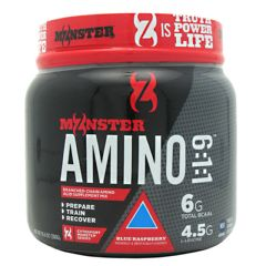 CytoSport Monster Amino - Blue Raspberry