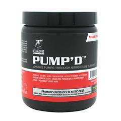 Betancourt Nutrition Pump'd - Citrus punch