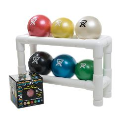 Cando Weight Ball - Accessory - 2-Tier 6 Ball Rack