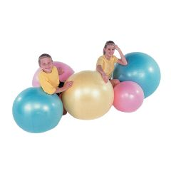 Cando Cushy-Air Plus Training Ball
