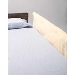 Synthetic Sheepskin Bed Rail Pads