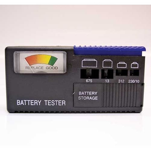 Warner Tech Care Products Activair Battery Tester Model 083 5135