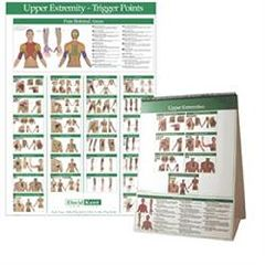 Kent Health Systems Kent Trigger Point Charts - Upper Extremity
