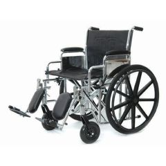 ProBasics K0007 Heavy-Duty Wheelchairs with Elevating Legrest