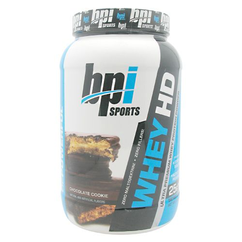 BPI Whey-HD - Chocolate Cookie Model 171 584122 02