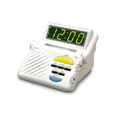 Sonic Boom Alarm Clock - Super Loud Alarm Clock