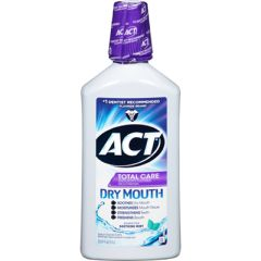 Act Mint Dry Mouth Rinse