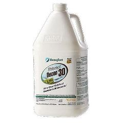 One Planet One Solution Benefect Decon 30 Disinfectant & Sanitizer