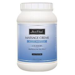 Bon Vital' Multi Purpose Massage Creme Unscented