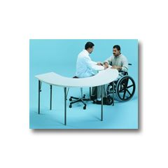 AliMed Horseshoe Therapy Table