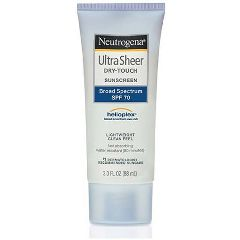 Cardinal Health Neutrogena Ultra Sheer Dry-Touch Sunscreen SPF 70