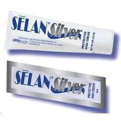 Invacare Supply Group Selan Silver Cream 4oz Tube