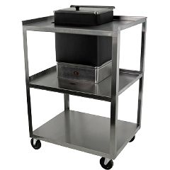 Ideal Generic Utility Cart For E-2 Moist Heat Pack Heater