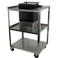 Ideal Generic Utility Cart For E-2 Moist Heat Pack Heater