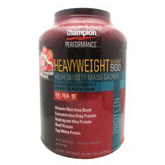 Champion Nutrition Heavyweight Gainer 900 - Strawberry Shake