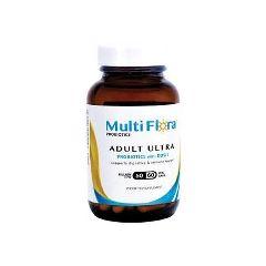 Multiflora Probiotics Multi Flora Adult Ultra Probiotic Supplement