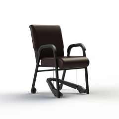 ComforTek Seating Royal EZ Mobility Assist Chair - Armed Metal Frame