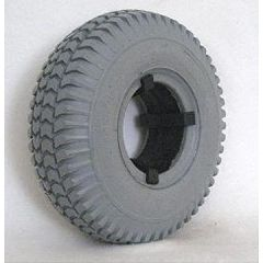 "Foam Filled Tire 10 x 3"" (260x85) (3.00-4)"