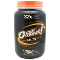 ScripHessco ISS OhYeah! Protein Powder - Vanilla Creme