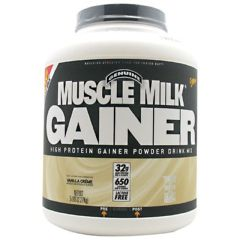 CytoSport Muscle Milk Gainer - Vanilla Creme