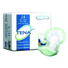 TENA Night/Super Pad - Green