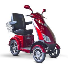 E Wheels EW-72 4-Wheel Mobility Scooter - Ready To Drive