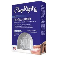 SleepRight Rx Dura Comfort Adjustable Night Guard