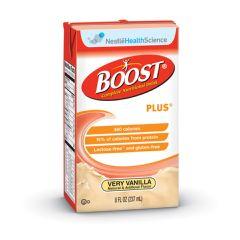 Boost Plus 360 Calorie Nutritional Drink - 8 fl oz