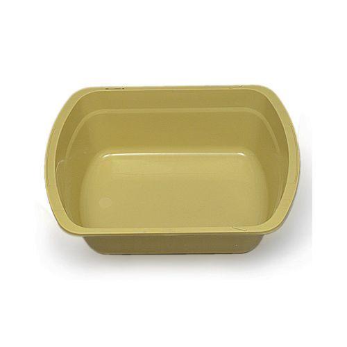 Mabis DMI Wash Basin - 7 qt, Rectangle, Yellow Model 179 0177