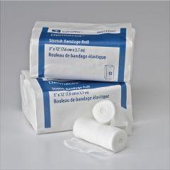 Dermacea Non-Sterile Stretch Bandage Rolls