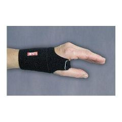 3 Point Products 3pp Wrist Wrap - Medium/Large (Black)