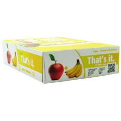 That's it Nutrition That's it Bar - Apple + Banana