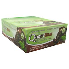 Quest Nutrition Quest Protein Bar - Mint Chocolate Chunk