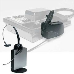 Jabra GN 1000 Remote Handset Lifter with Headset