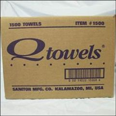 Sanitor Mfg. Co. TIDI Q Towels