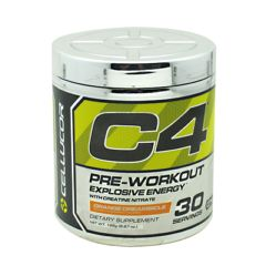 Cellucor C4 - Orange Dreamsicle