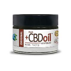 Plus CBD Oil™ Hemp Balm