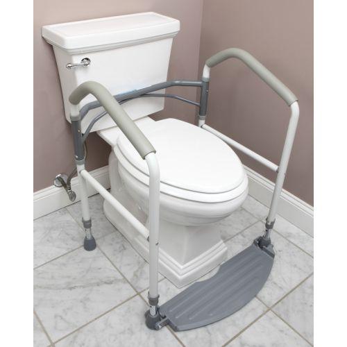 Windsor Fold Easy Toilet Safety Frame & Rails Model 178 5099