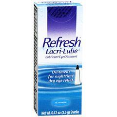Refresh Lacri-Lube Lubricant Eye Drops